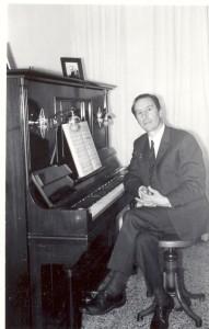 Il Maestro nel 1966
